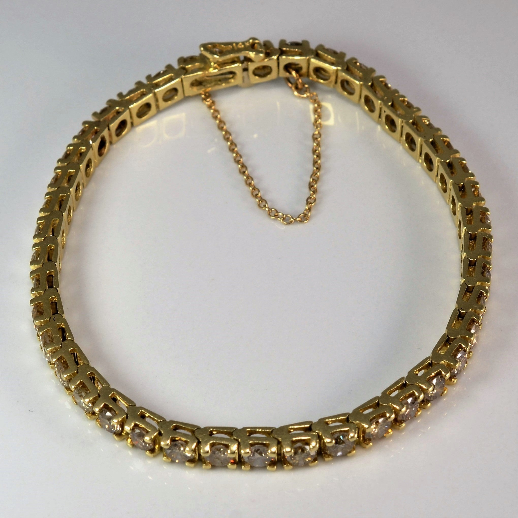 gold necklace loading operandi large by nam champagne moda cho diamond