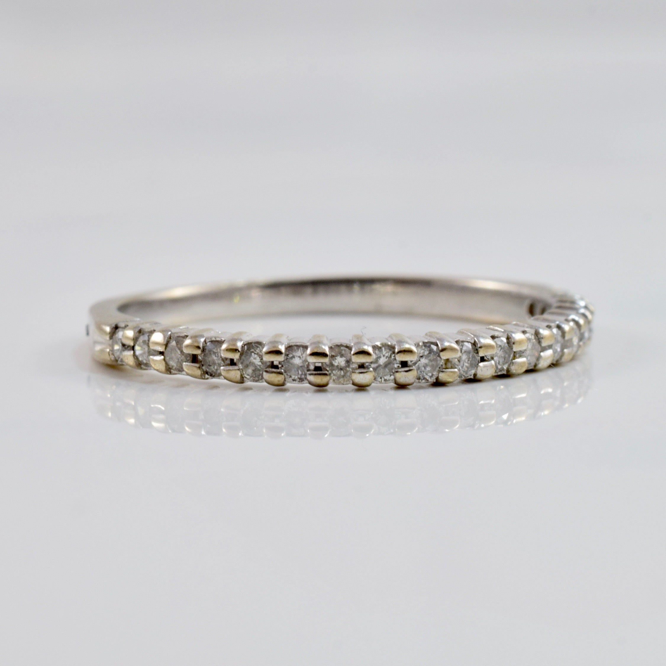 Diamond Band | 0.14 ctw SZ 5 |