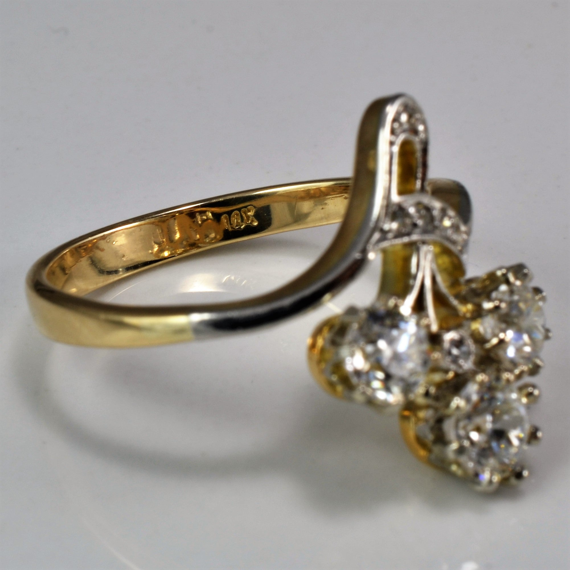 Signature Art Nouveau Era Engagement Ring | 1.00 ctw, SZ 7.25 |