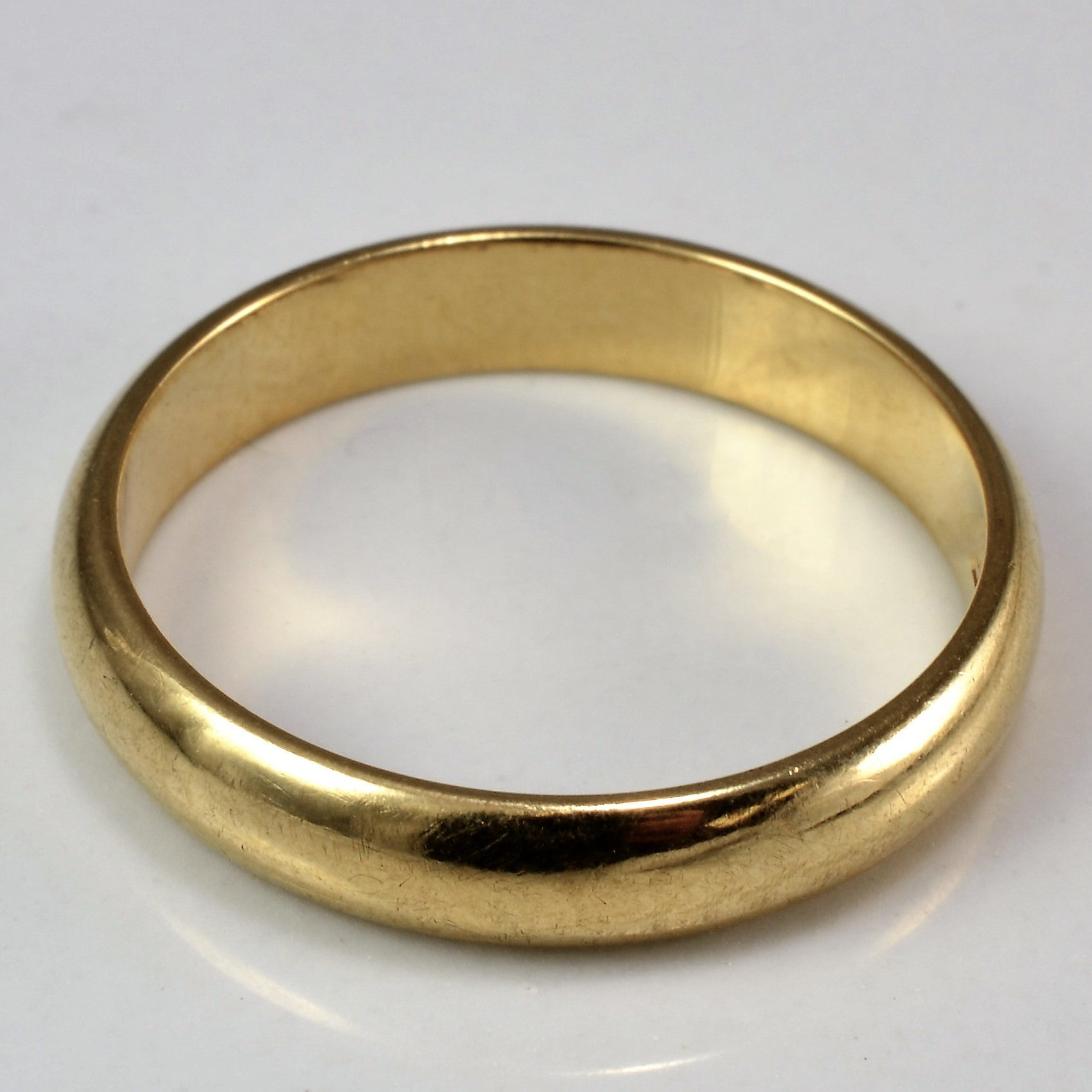 Vintage Comfort Fit Wedding Band | SZ 7.75 |