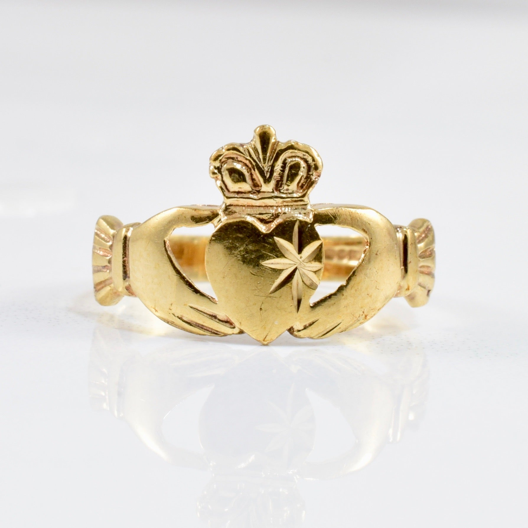 Claddagh Ring | SZ 5.25 |
