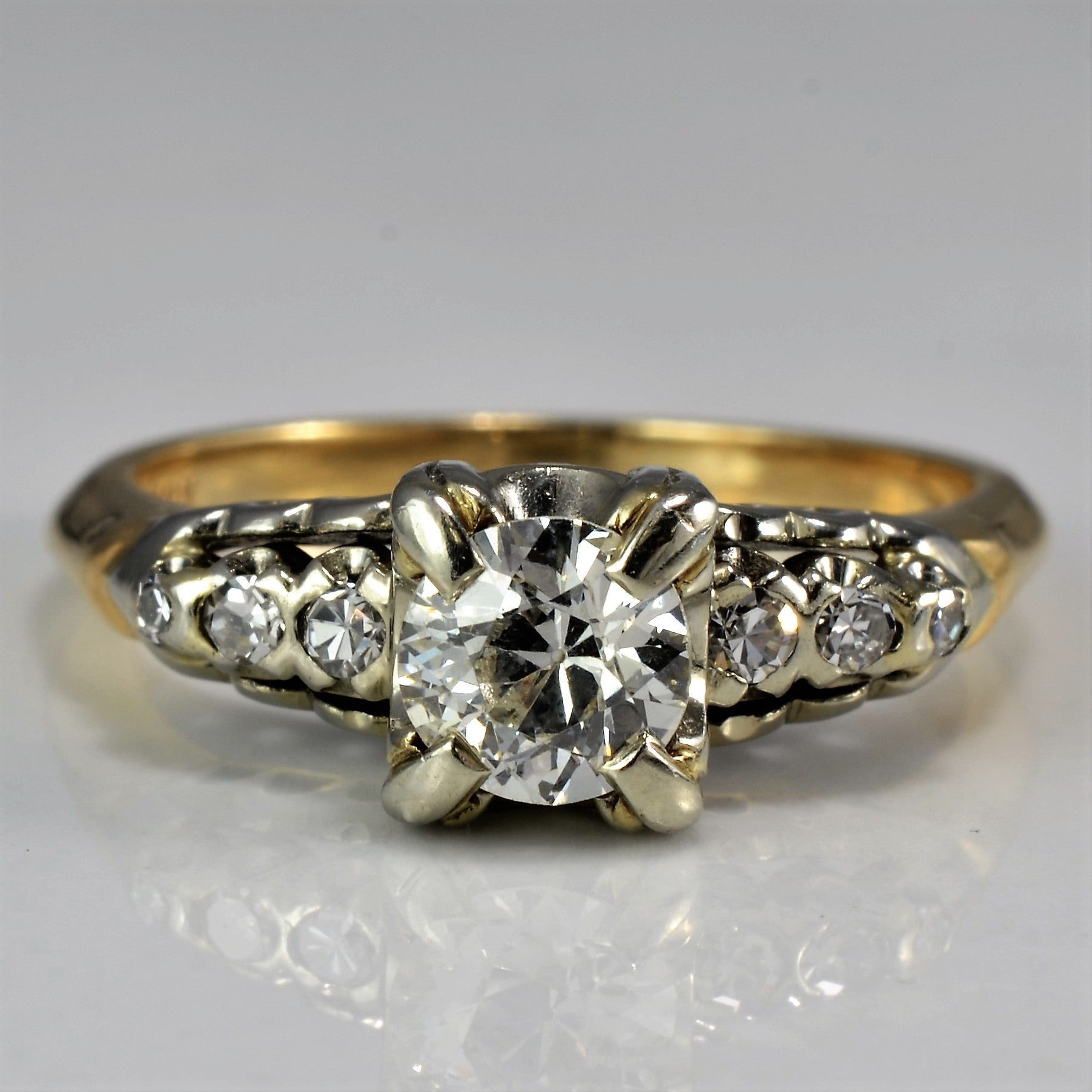 european victorian old carat cut diamond ctw halo ring antique square rings engagement products sequence