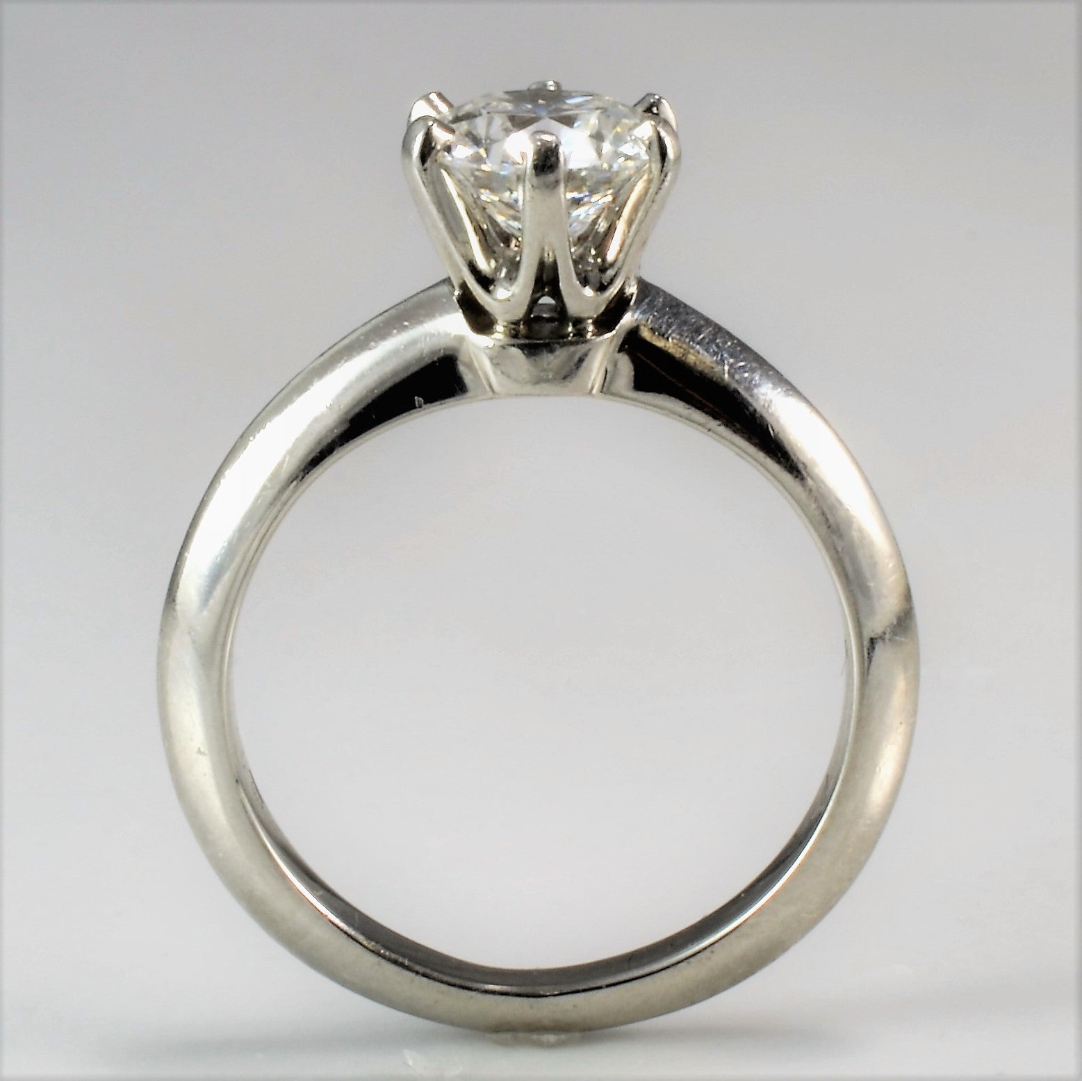 products ring solitaire top engagement platinum diamond laughter jewelry john view