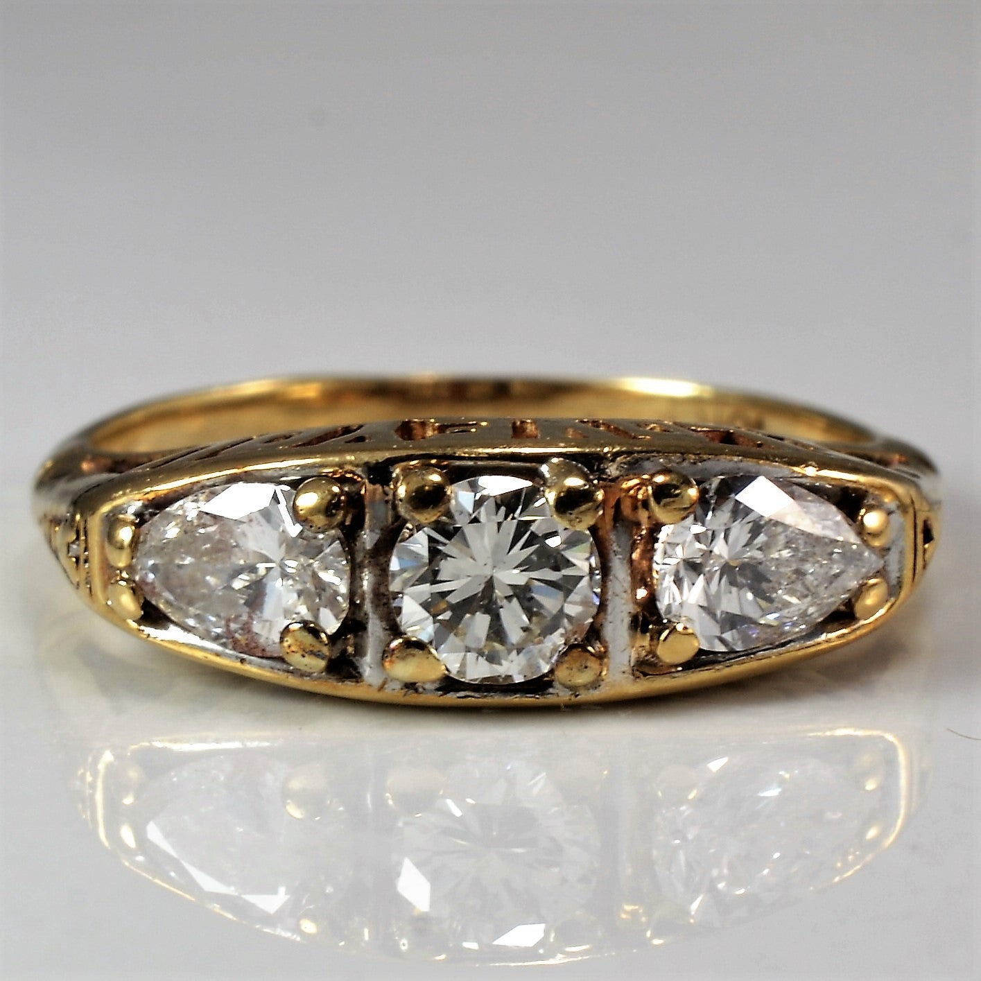 split by art product shank rings ring house deco jaffe diamond delicate engagement a accent alexis