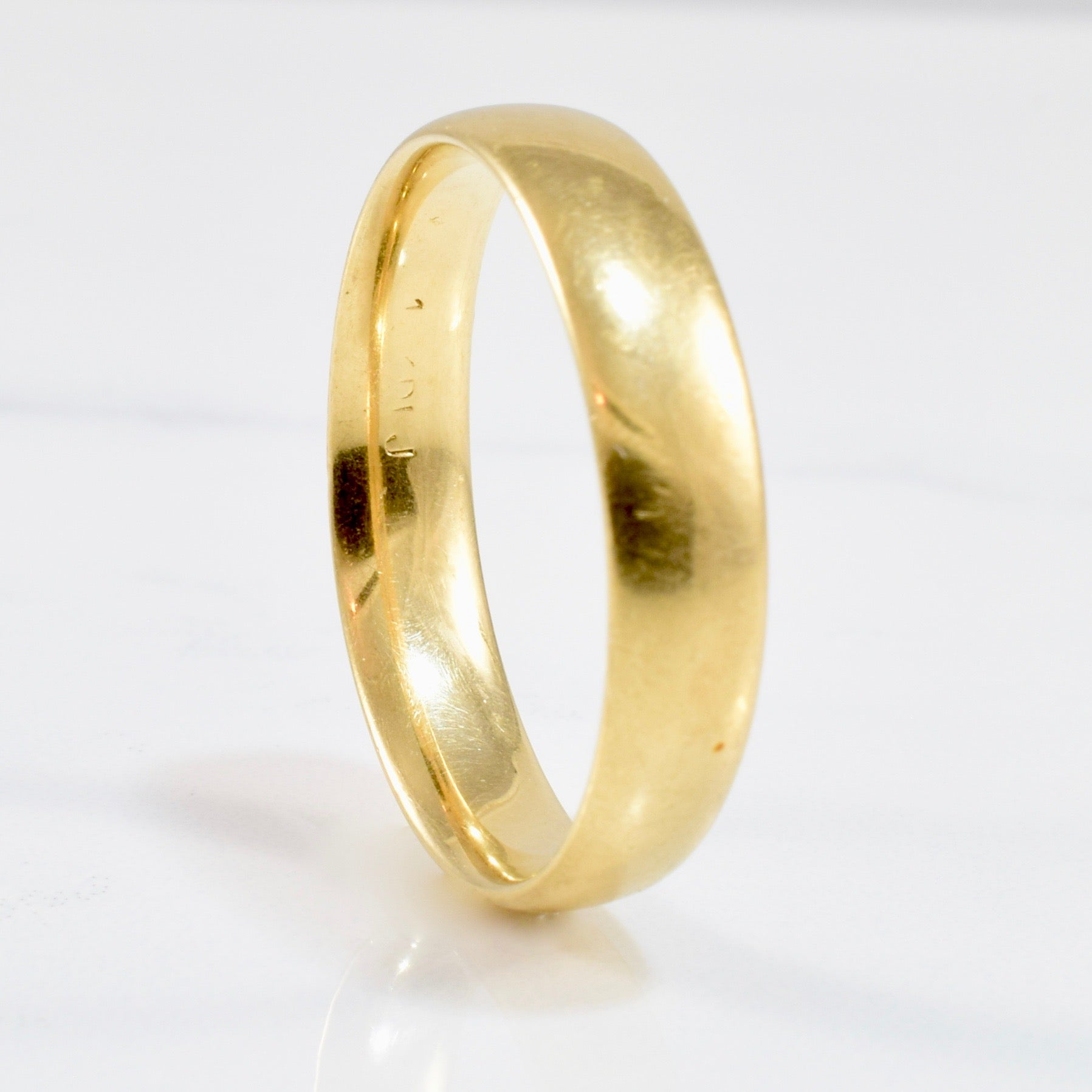 Gold Band | SZ 11.75 |