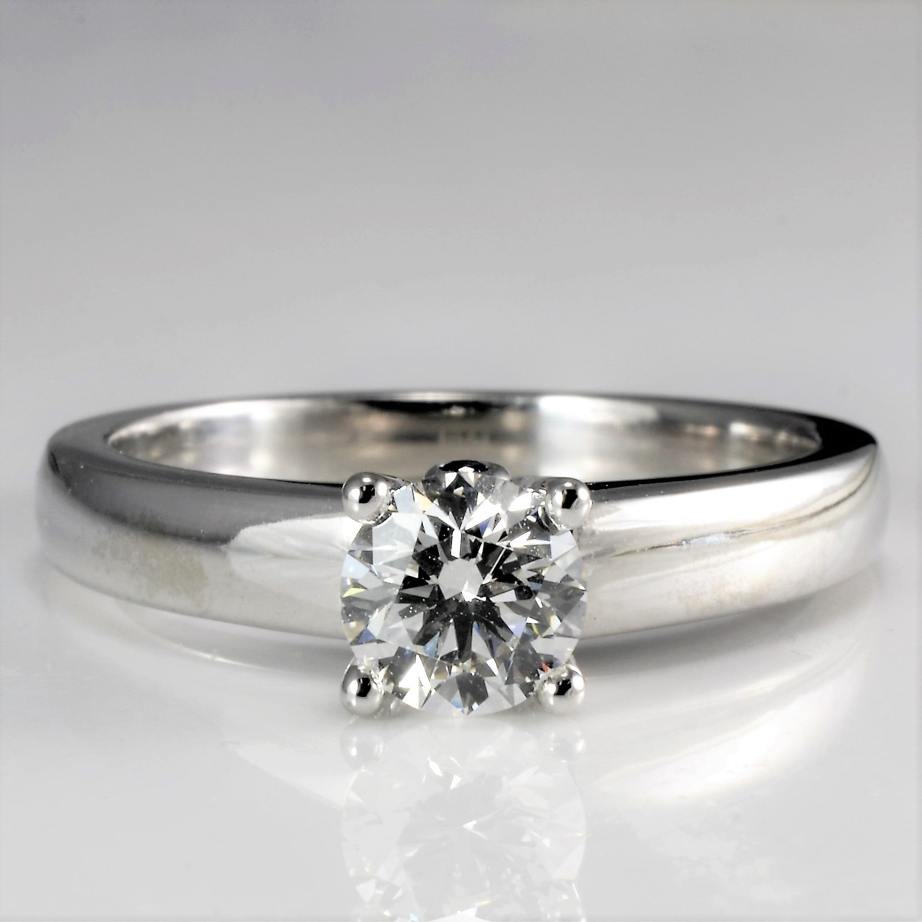 Birks Solitaire Diamond Engagement Ring | 0.70 ct, SZ 8 |