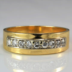 Men's Diamond Wedding Band | 0.30 ctw, SZ 11 |