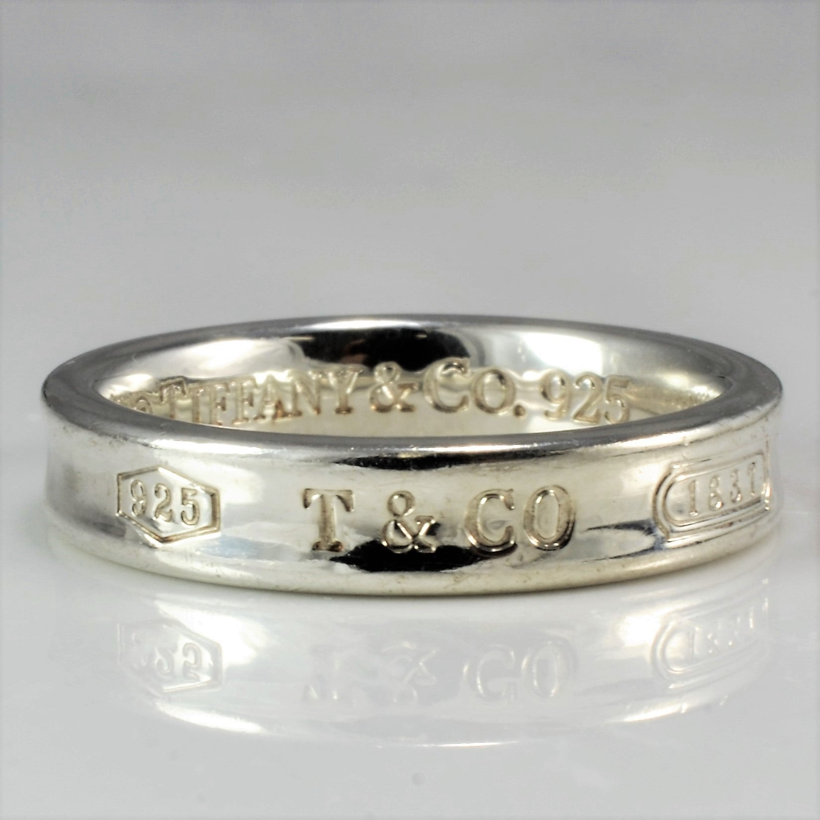 'Tiffany & Co.' 1837 Ring | SZ 6 |