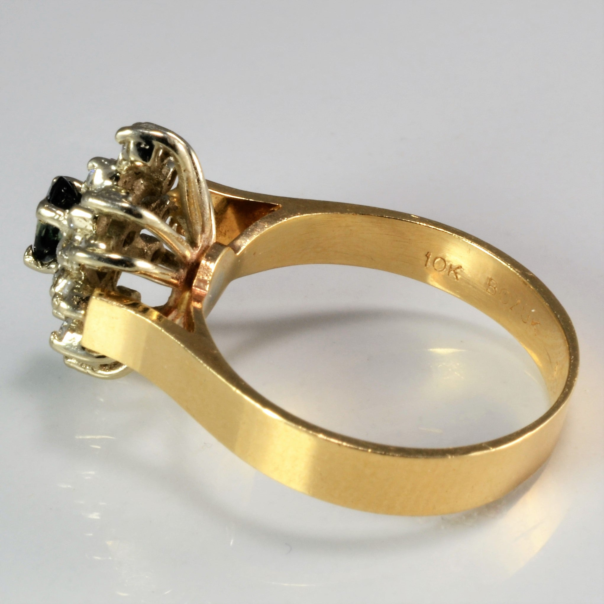 ring to white cluster zoom marquise click sapphire diamond and gold