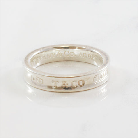 'Tiffany & Co.' 1837 Ring | SZ 5.75 |