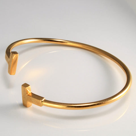 Tiffany & Co. Ladies Cuff Bangle Bracelet