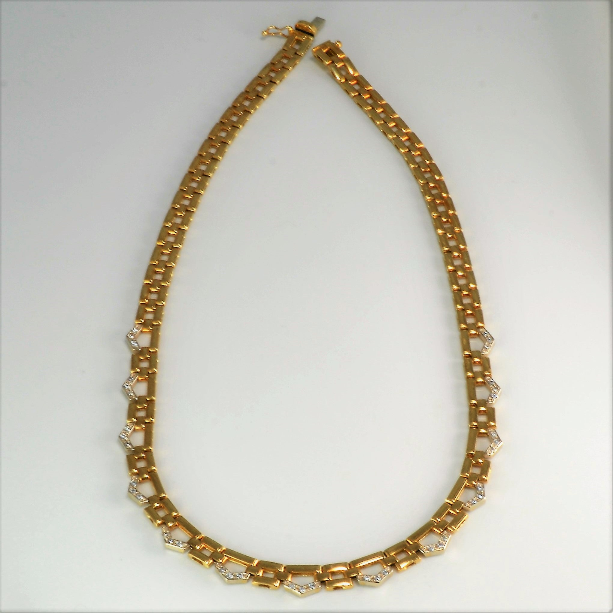 necklace doublestrandrawdiamondnecklace diamond shop double strand raw fancy