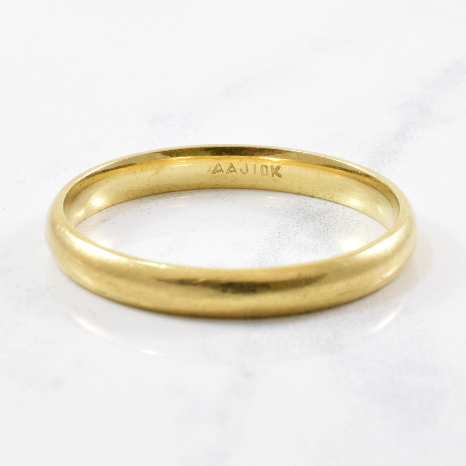 3mm Gold Band | SZ 10.75 |