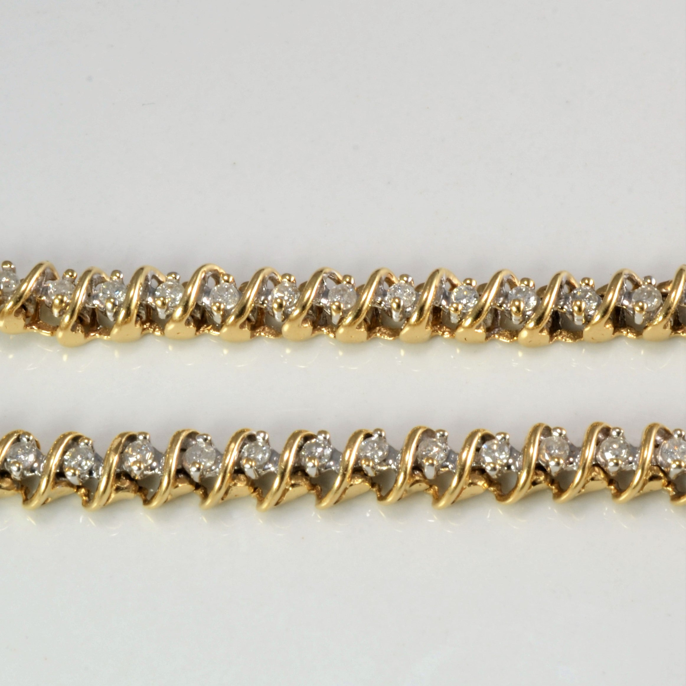 Diamond Tennis Bracelet | 1.10 ctw, 7.5''|