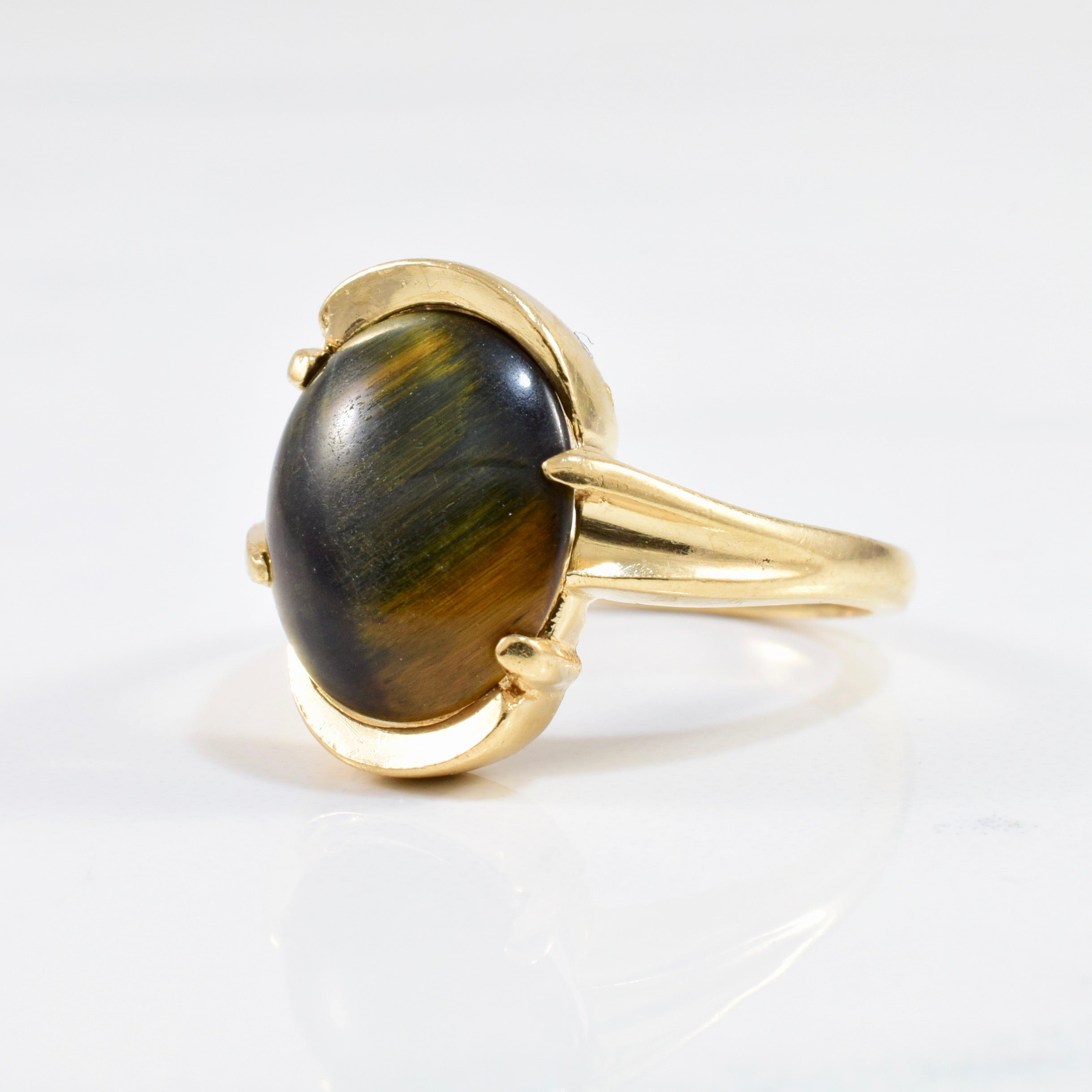 Tiger's Eye Ring | SZ 5.75 |