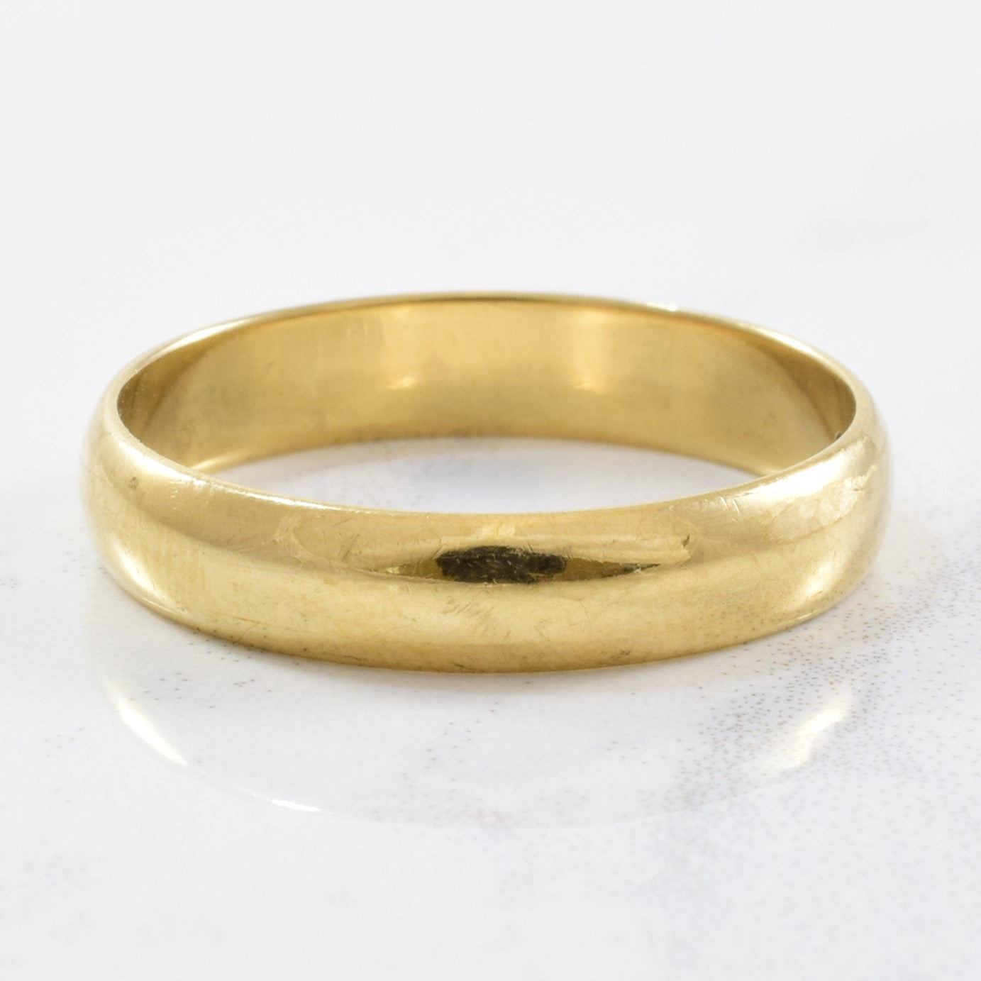 1980s Gold Band | SZ 7 |