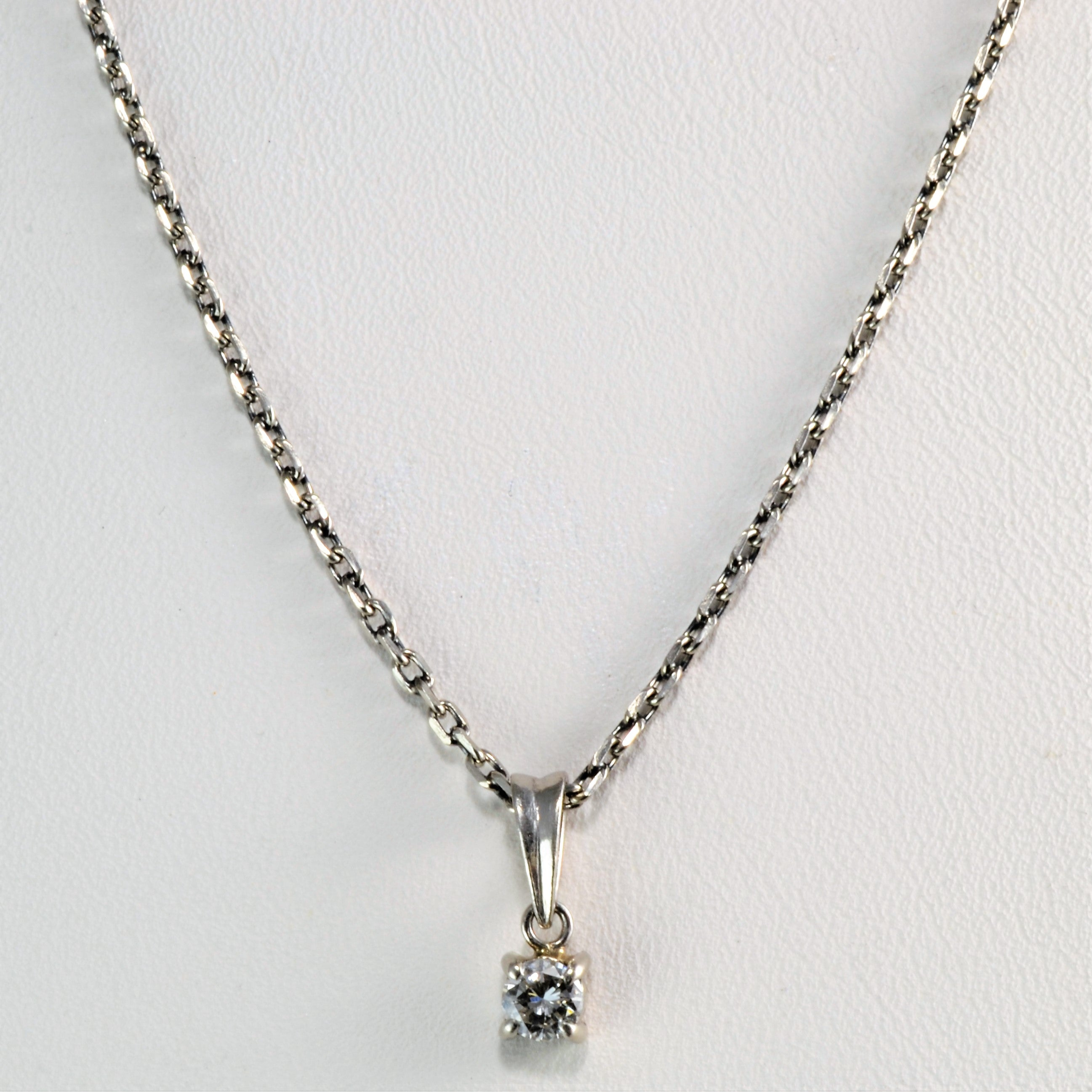 cubic crislu zirconia platinum silver finish with necklace sterling round in