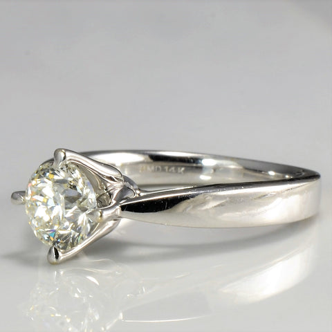 Solitaire Diamond Engagement Ring | 1.00 ct, SZ 5.5 |