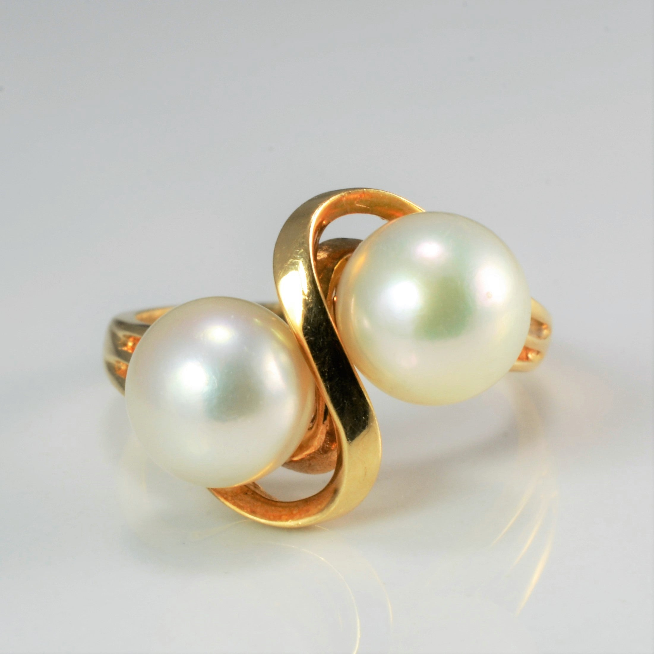 Bypass Pearl Ring | SZ 4.75 |