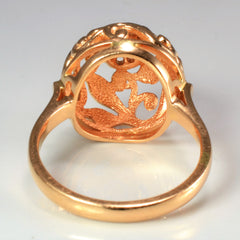 Filigree Dome Ring | SZ 9.25 |