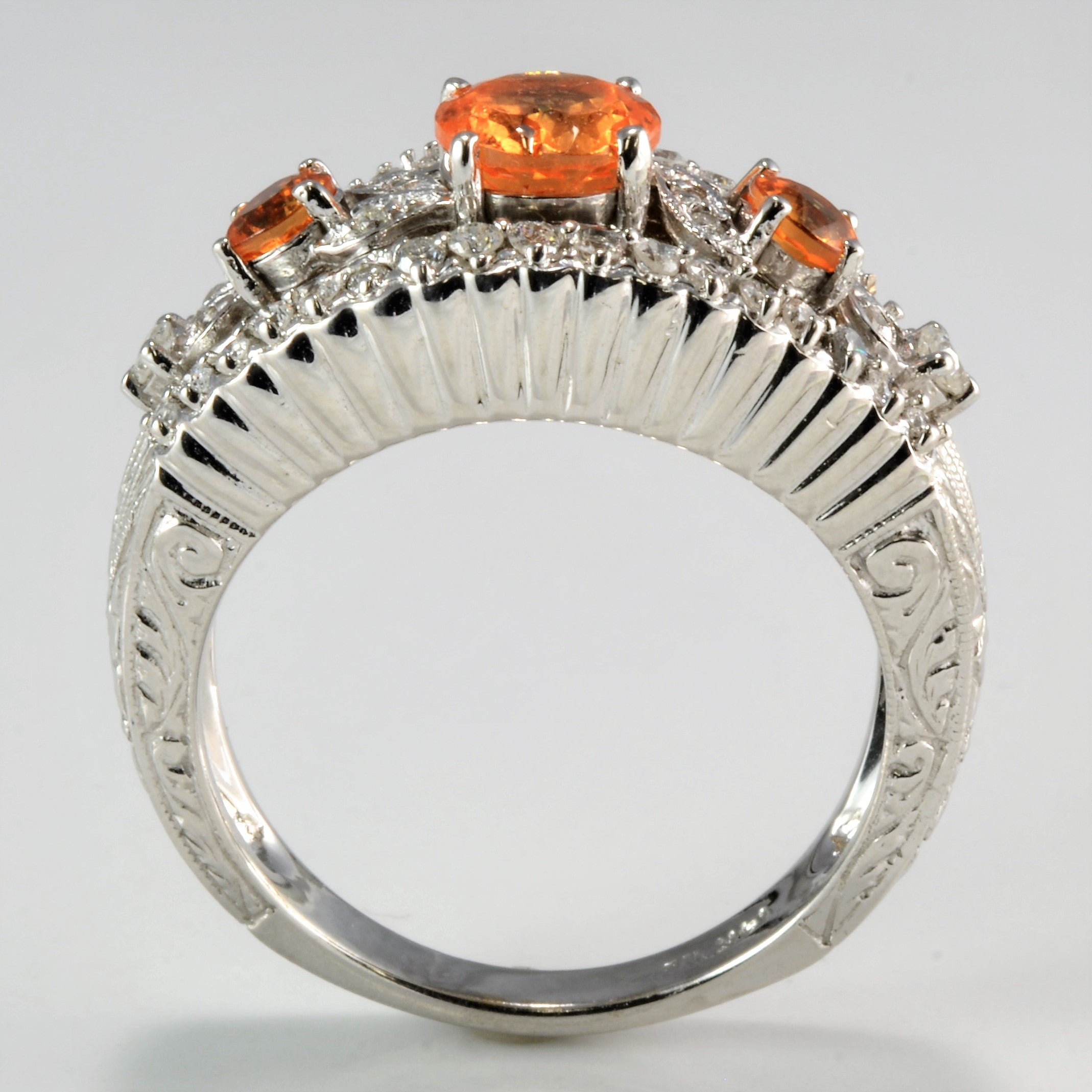 fun engagement rings about solitaires bespoke wedding amber blog bride facts yellow many