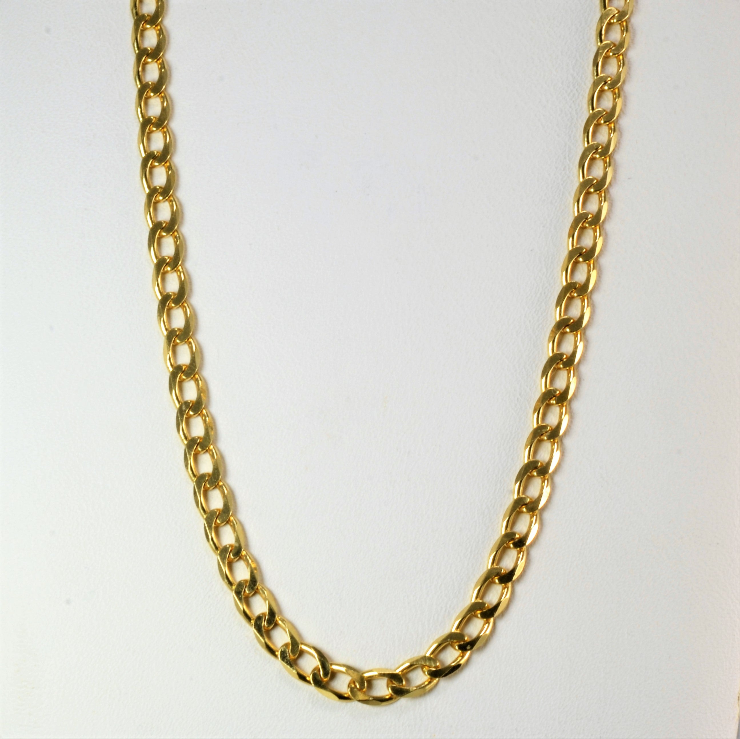 'Birks' Curb Link Chain | 24''|