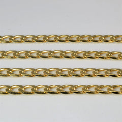 BIRKS Curb Link Chain | 24''|
