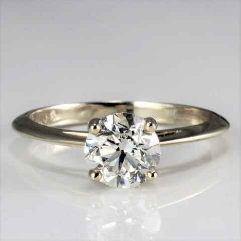 Solitaire Diamond Engagement Ring | 1.01 ct, SZ 5.5 |