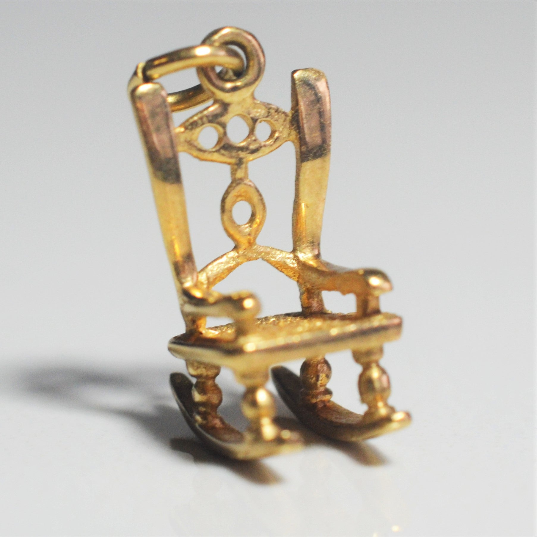 Rocking Chair Charm