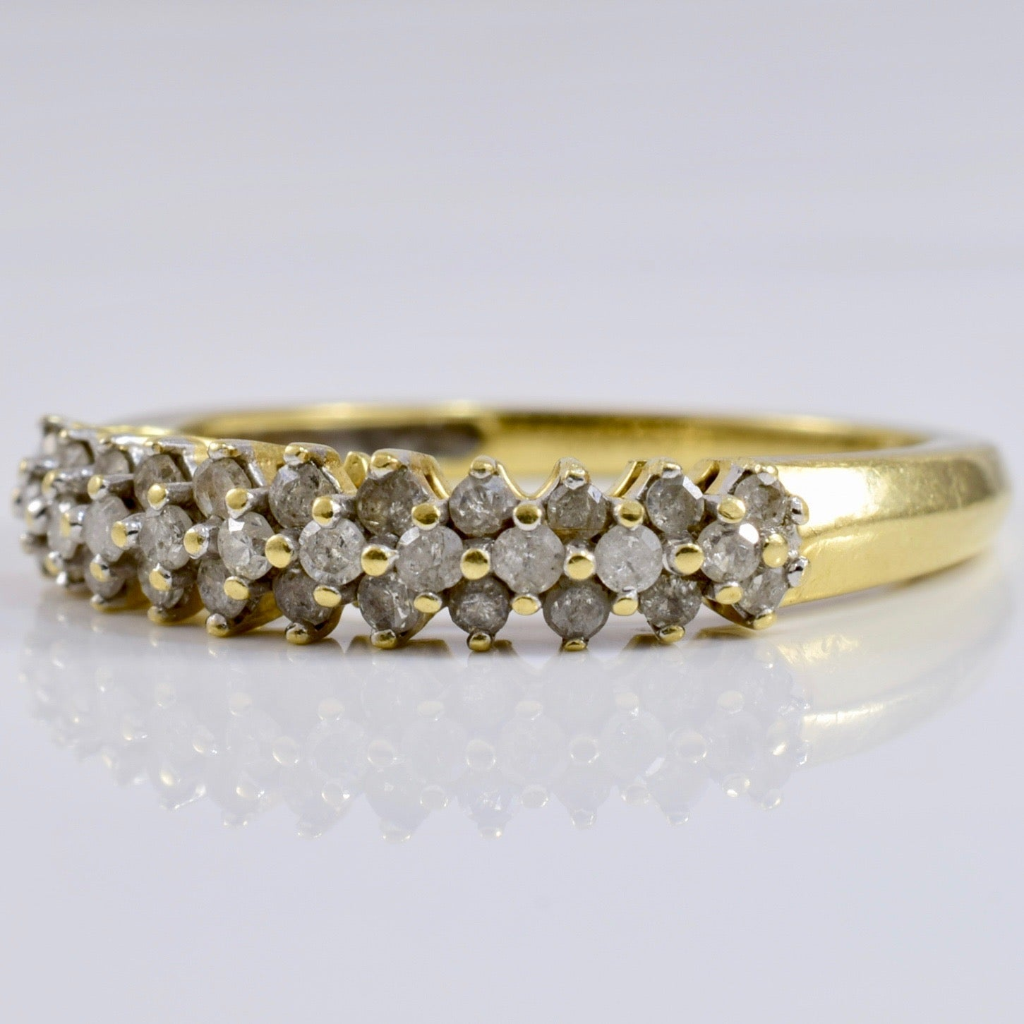 Diamond Band | 0.29ctw | SZ 7 |
