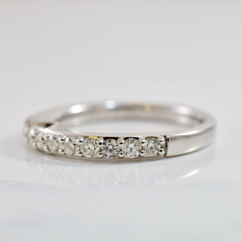 Vera Wang Diamond Band | 0.40 ctw SZ 6.5 |