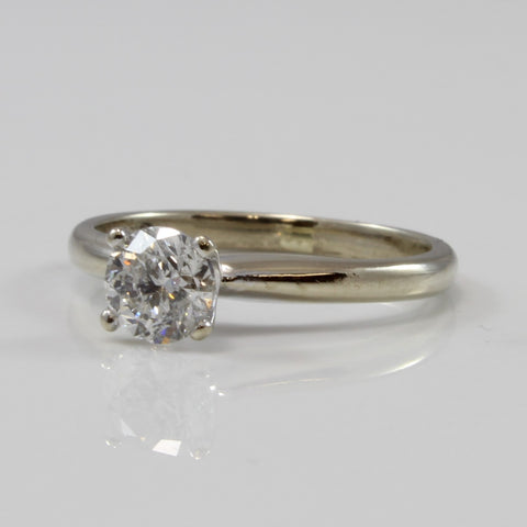 'Michael Hill' Diamond Solitaire Ring | 0.70 ct | I1, F | SZ 5.25 |