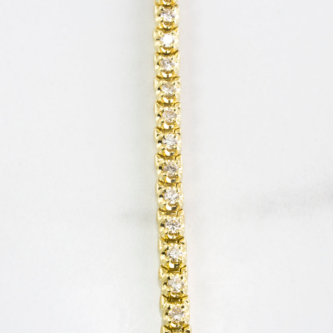 Diamond Tennis Bracelet | 1.17 ctw | SZ 7"