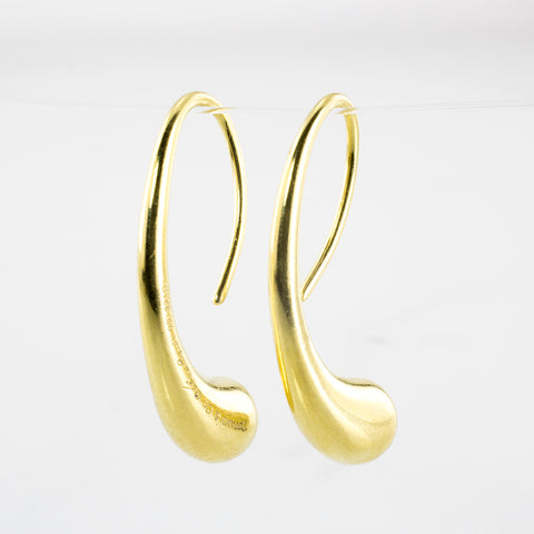 Tiffany & Co. Elsa Peretti Teardrop Earrings