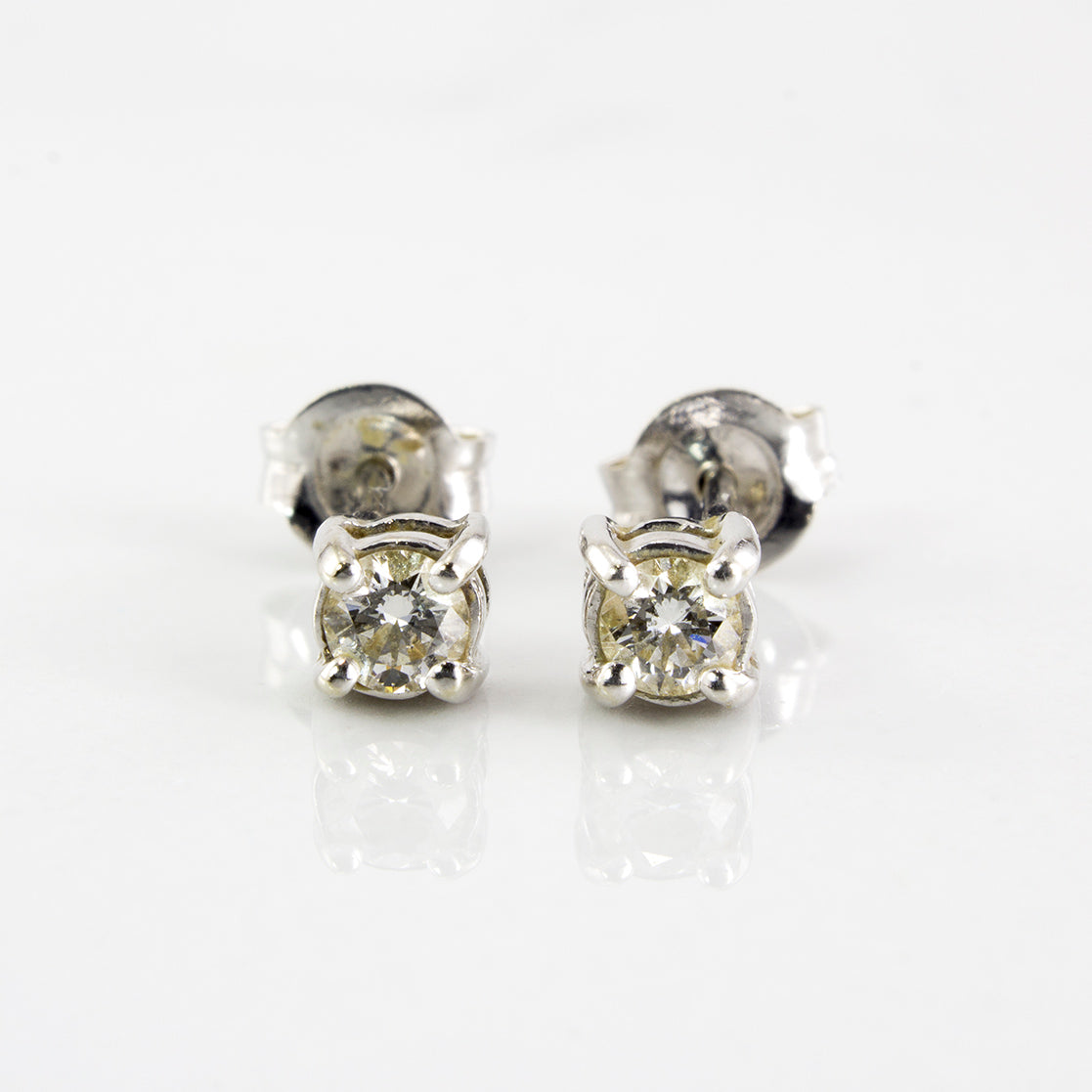 Diamond Stud Earrings | 0.20 ctw |