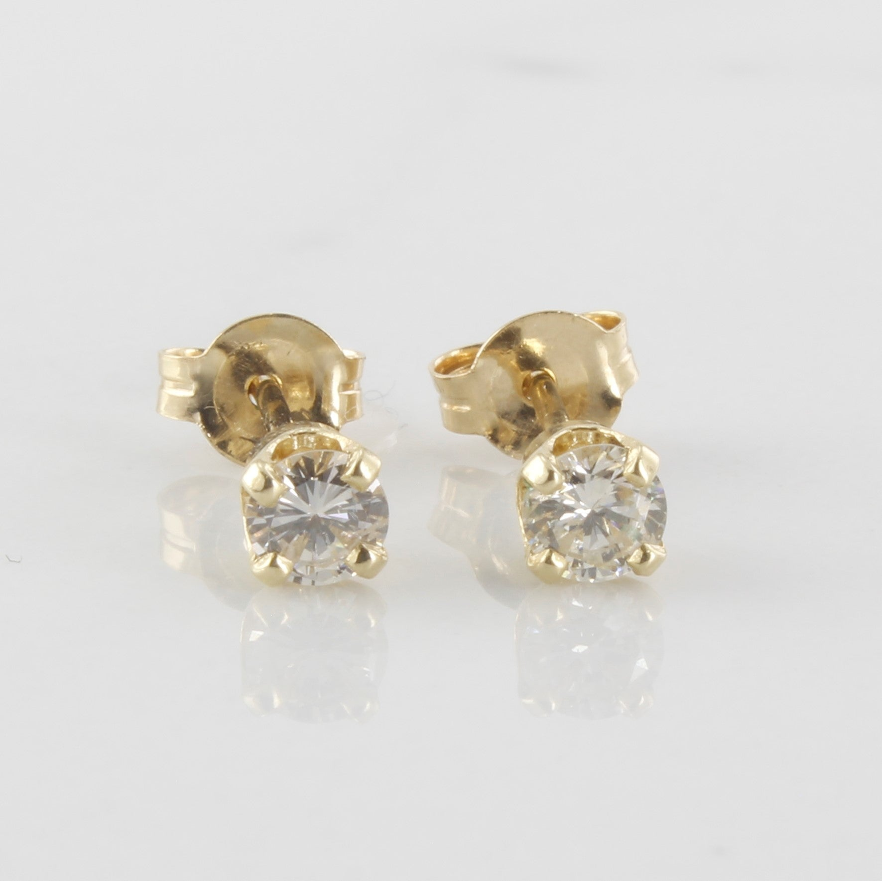 Diamond Stud Earrings | 0.32 ctw |