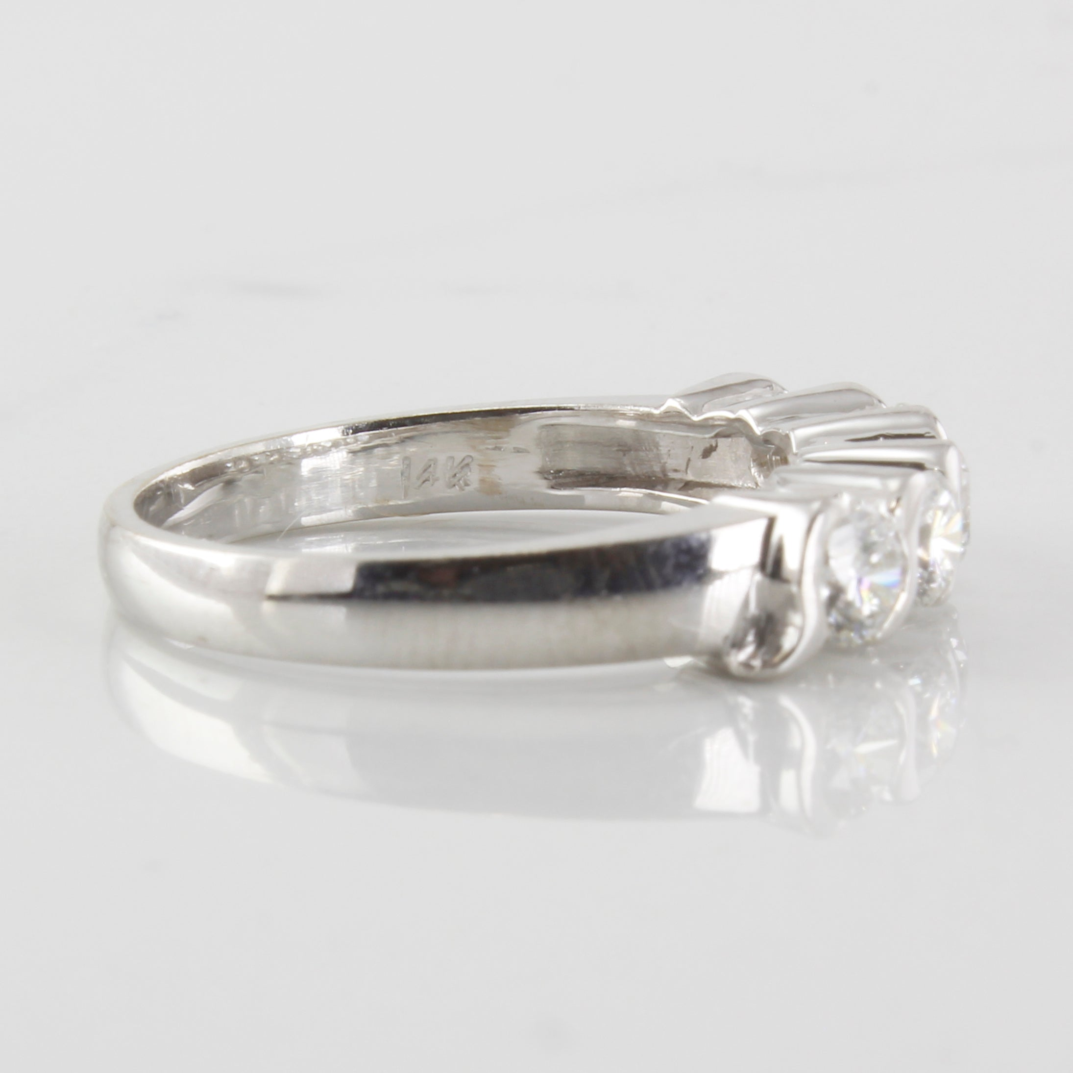 Five Stone Diamond Ring | 0.80ctw | SZ 7.5 |