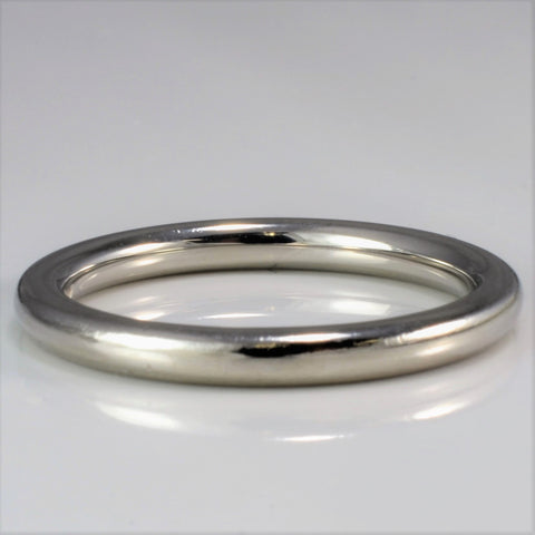 Tiffany & Co. Classic Wedding Band | SZ 8.5 |