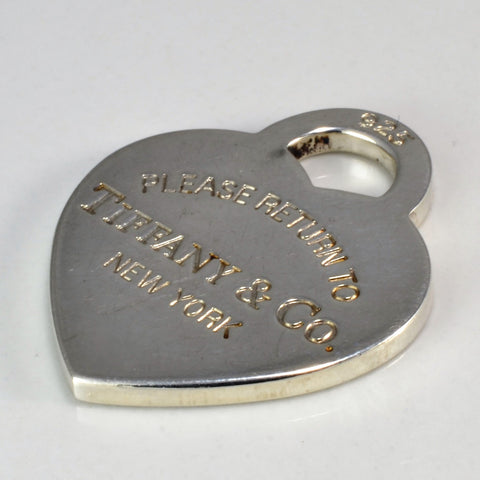 "Tiffany & Co. ""Return to Tiffany"" Heart Tag"