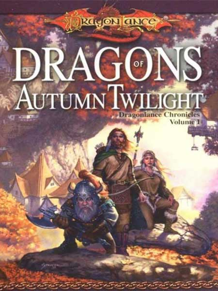 Dragons of Autumn Twilight Named to Top 10 D&D Books