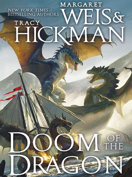 Doom of the Dragon- Paperback December 2016
