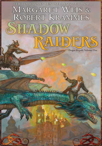 Shadow Raiders Hardcover (Dragon Brigade, Vol. 1)