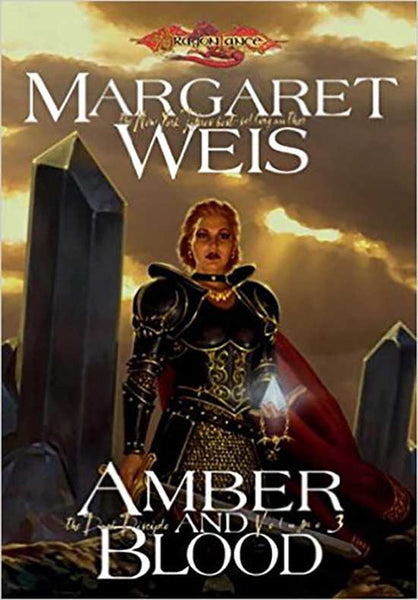 Amber and Blood (Dragonlance Dark Disciple, Vol. 3)
