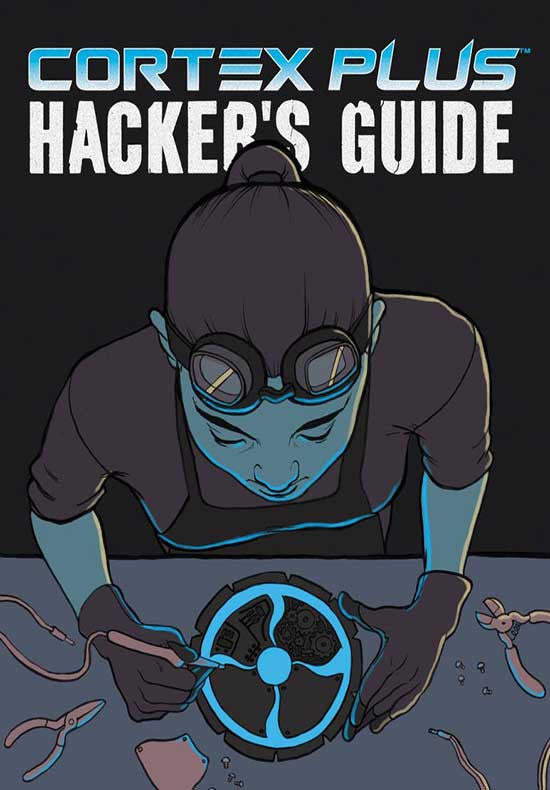 Cortex Plus Hacker's Guide -- Softcover