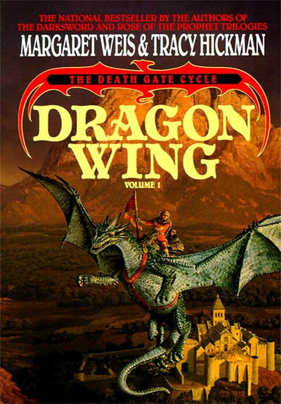 Dragon Wing (The Death Gate Cycle, Vol. 1)