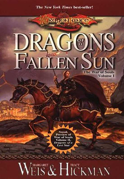 Dragons of a Fallen Sun (Dragonlance War of Souls, Vol. 1)