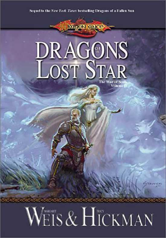 Dragons of a Lost Star (Dragonlance War of Souls, Vol. 2)