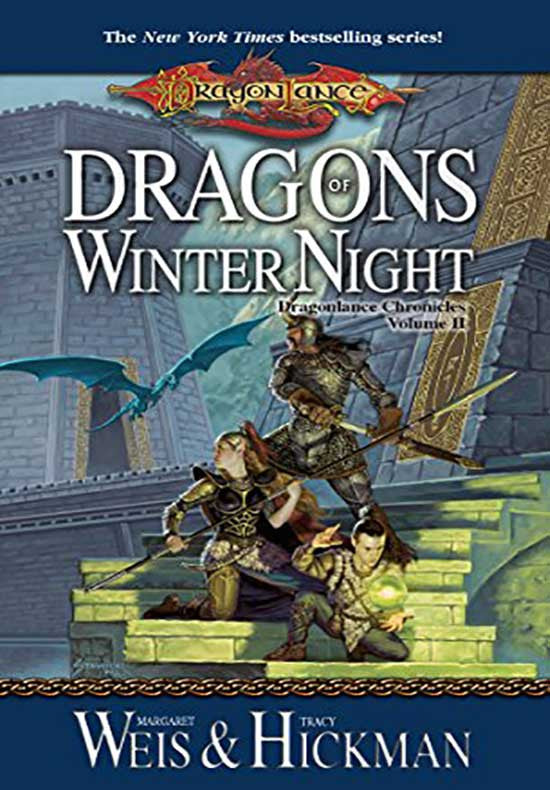 Dragons of Winter Night (Dragonlance Chronicles, Vol. 2)