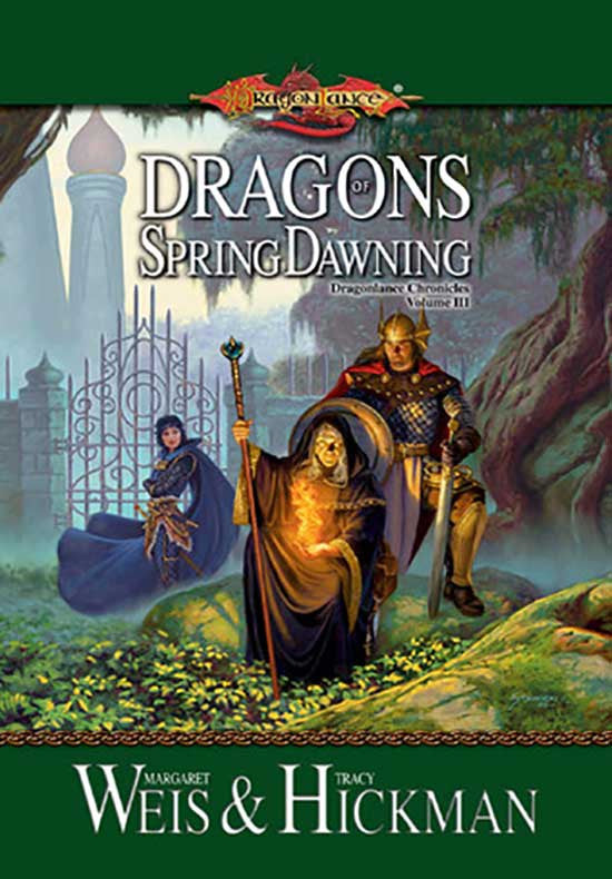 Dragons of Spring Dawning (Dragonlance Chronicles, Vol. 3)