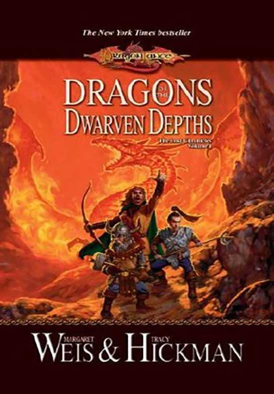 Dragons of the Dwarven Depths (Dragonlance Lost Chronicles, Vol. 1)